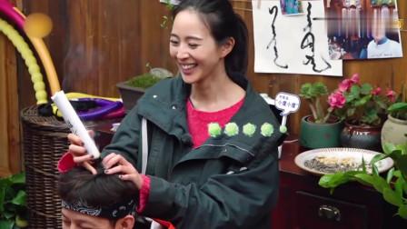 向往的生活:蘑菇屋秒变中医院,张钧甯参加节目竟随身携带艾灸?