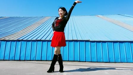 点击观看《静儿简单16步广场舞视频 我在远方牵挂着》