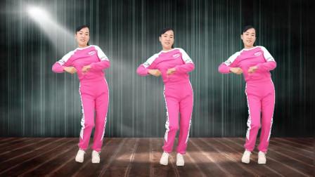 32步怎么跳教学视频教程靠谁不如靠自己 玫香广场舞一步一步教