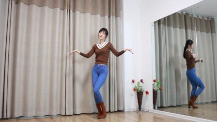 广场舞 《天涯》你们要的牛仔裤版