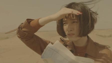 《激情的岁月》精彩看点第2版: 罗布泊遇沙尘暴,钟心迷路找不见同伴