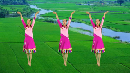 点击观看《姐舞动人生广场舞《荞麦花》》