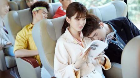 《我不能恋爱的女朋友》:郑泽竟被迟信索吻?小柔与迟信开启同居生活?
