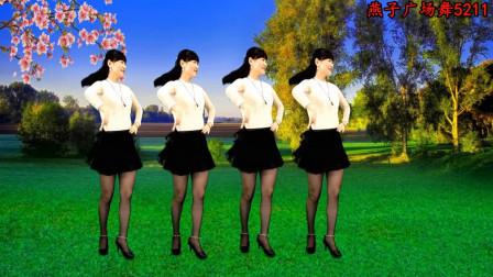点击观看《燕子广场舞5211 一支红杏32步流行舞蹈教学附分解》