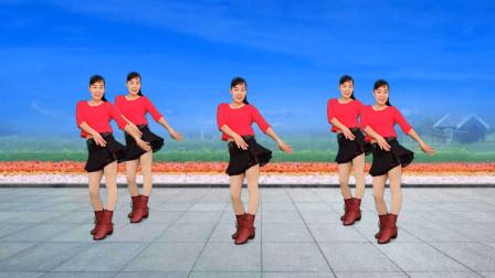 玫香广场舞 甜蜜蜜 16步水兵舞