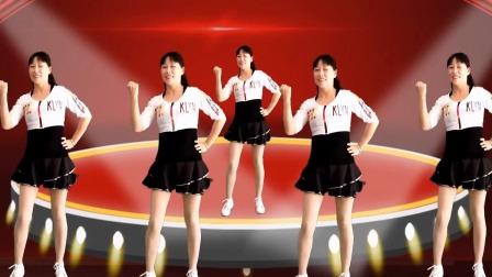 动感活力DJ版健身舞最后一次温柔 阿真广场舞