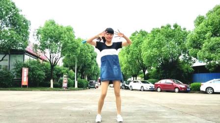 麦芽广场舞《情火》24步