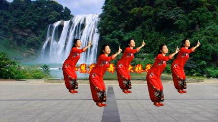 小慧网红广场舞教学大妹子 舞蹈一步一步教程