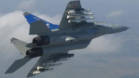 出口苏-35还不够,俄罗斯加推米格-35,欲用低价换市场