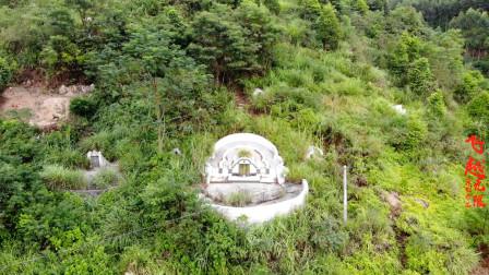 广西郊区一处聚水环山之地,是犀牛望月还是天马饮泉格局少见