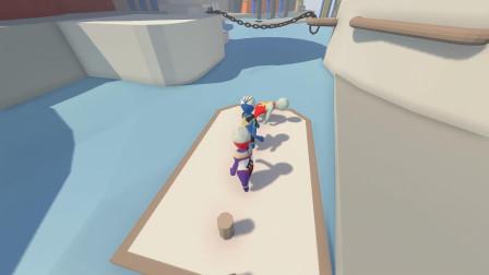 迪迦奥特曼发现一个小船,带着佐菲和阿古茹向前冒险!