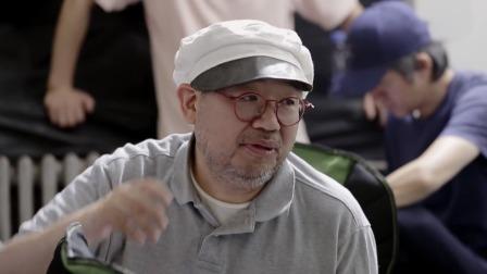 陈凯歌、陈可辛探班《相遇》剧组