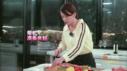 女儿们的恋爱2:陈乔恩主动助力美食,弥漫着烟火气的浪漫!