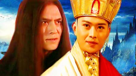 被无天囚禁的众仙佛,为何唐僧恢复了法力?只因参悟了如来的话!
