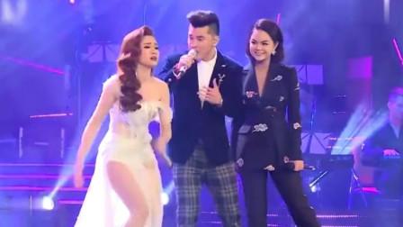 刘德华在东南亚超级红,越南歌手争相翻唱《练习》