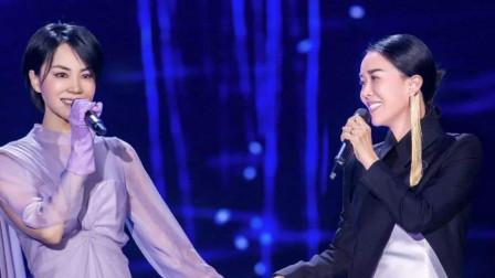 王菲那英翻唱《北京一夜》, 王菲戏腔一开嗓,那英都不敢唱了