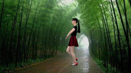 高山族民歌广场舞《阿里山的姑娘》舞蹈新颖,跳起来好听更好看!