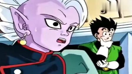 七龙珠:悟空迎战魔兽也戈,想不到这大家伙如此强悍,悟空捏了一把冷汗!