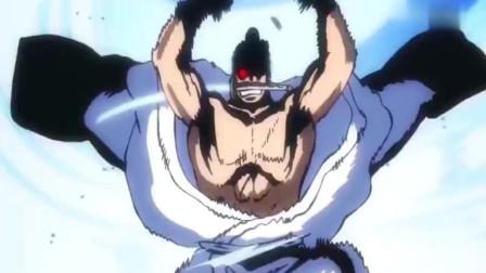 海贼王:牛了,索隆和之国首刀!这威力远超鹰眼砍白胡子那次