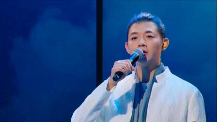霍尊治愈演唱《故乡的云》,每一句都唱出对家乡的思念 诗意中国 第二季 20191025 快剪  1027145239
