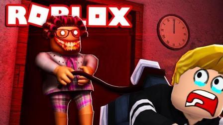 小格解说 Roblox 生日故事模拟器:可怕地下逃生!居然无法逃脱?