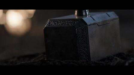 复仇者联盟:美队帅不过三秒,手握战锤单挑灭霸,却被灭霸回天之力反杀!相关的图片