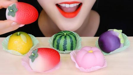 温柔可爱的和果子,长相如此讨喜,难道会是花瓶吗?