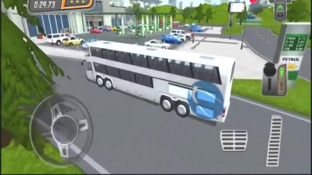 模拟驾驶拖车运输抛锚轿车小游戏益智玩具