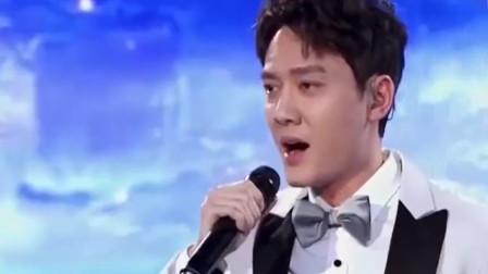 赵丽颖做梦也没想到,冯绍峰唱歌如此好听,翻唱一首经典超越原唱