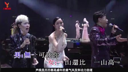 香港群星合唱一曲《铁血丹心》太震撼了,星光熠熠,你认出几个?