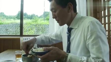 孤独的美食家:大叔吃三鲜煲仔饭,揭开盖子眼睛都变了