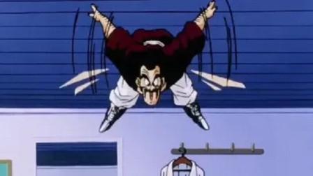 龙珠:撒旦想自学赛亚人的舞空术,差点没摔个半死,太尴尬了