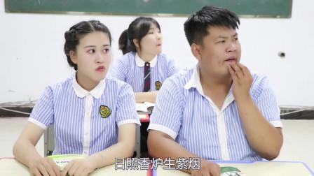 学霸王小九:教导主任出题考学霸,没想学霸一一全答对了,主任的反应太有趣了