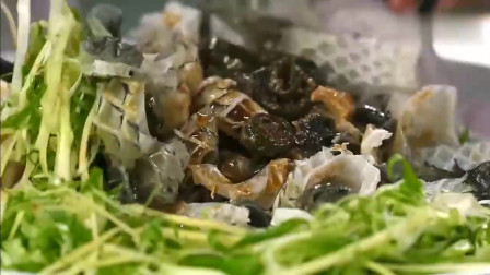 老广的味道:老广人地区特有的美食,凉拌的鱼皮深得老广人的心