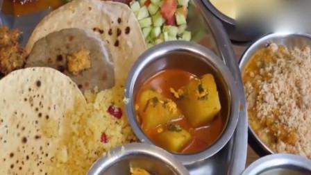 被中国人扔掉的垃圾,到了印度却被做成美食,游客:受不了!