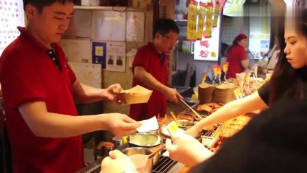 老外在中国:为什么中国是最伟大的美食国家,老外一天吃6种活得像神仙