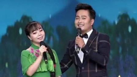 云飞、王二妮 演唱陕北民歌《 拉手手亲口口》,歌词太特别了,好听醉了