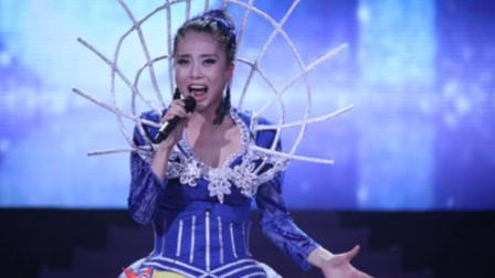 杨帆老婆翻唱韩红《青藏高原》,丝毫不输原唱,实力上演开口跪