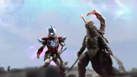 欧布奥特曼:欧布煌闪形态下,装甲也太坚固了,怪兽都不能破防!