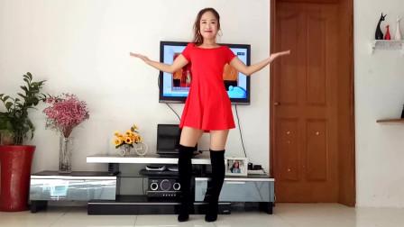 点击观看《京京广场舞《情人鹤顶红》简单32步 节奏明快 好听又好看》