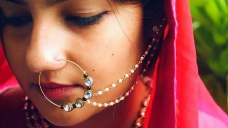看到带鼻环的印度女人,一定要躲得远远的!原因很现实!