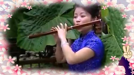 李贵中巴乌独奏《姑娘生来爱唱歌》优美动听,百听不厌