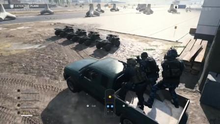 《使命召喚16:現代戰爭》特殊模式——四個逗B的搞笑體驗,單機游戲、XBOX、PS4,游戲巔峰之作