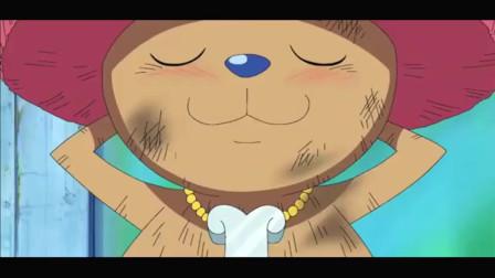 海贼王:娜美洗个澡还要乔巴和乌索普守护着!乔巴的这句话究竟有何用意?