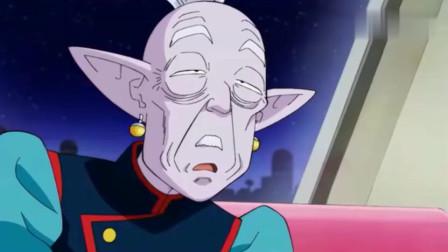 龙珠:悟空,我可以把你的潜力力量都引出来