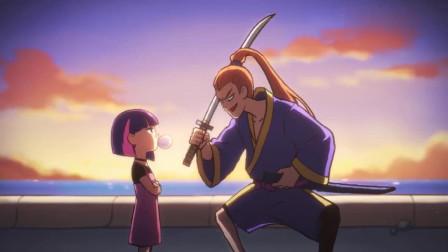 刺客伍六七第二季:春风一郎来杀岛上最强的人,只为提升自己的排名