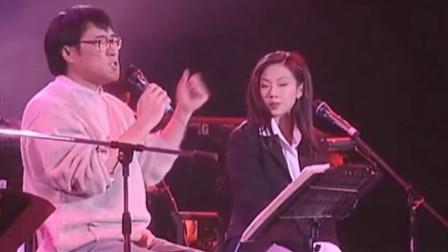 """罕见的李宗盛林忆莲对唱!被称为""""老渣男""""的他,早已道出结局"""