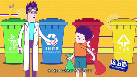 垃圾分类真的环保吗?这些小知识,你该知道