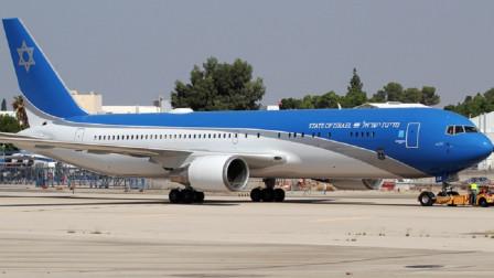 """以色列""""空军一号""""首飞就出事,波音这次坑人坑到以色列总统身上"""