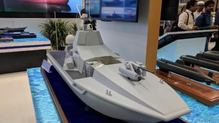 """未来海战新武器:中国最小的""""神盾""""战舰,或可改变战场规则"""